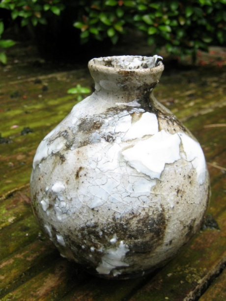 Akiko Hirai - sake bottle