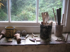 Leach Pottery tools