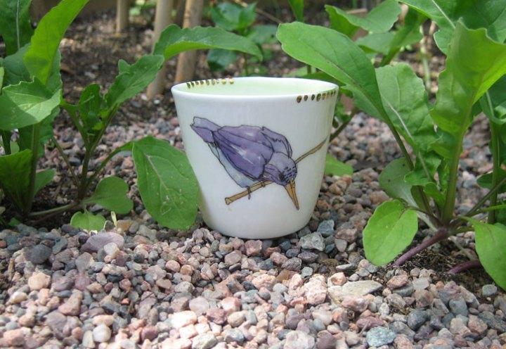 Lowri Davies kingfisher cup