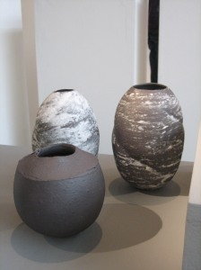 'The Weather' vessels at New Designers 2012