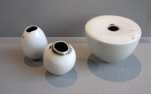 'Within' vessels at New Designers 2012