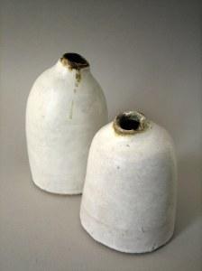 Elaine Bolt 'Milk Bottle' pair