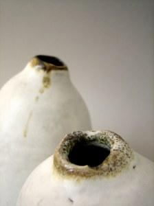 Elaine Bolt 'Milk Bottle' detail