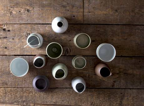 Elaine Bolt Ceramics (Photography by Yeshen Venema)