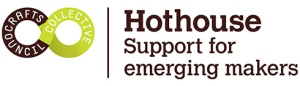Crafts Council Hothouse logo