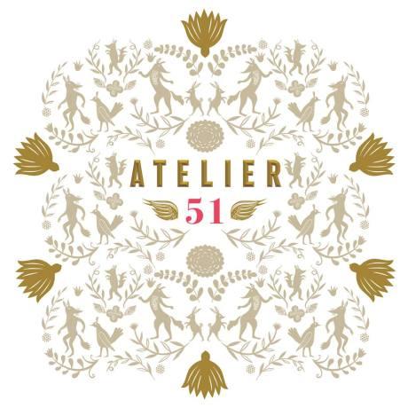 Atelier 51 logo