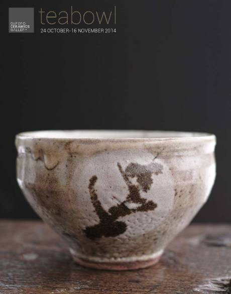 Oxford Ceramics Teabowl exhibition