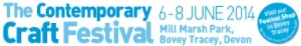 Contemporary Craft Festival logo