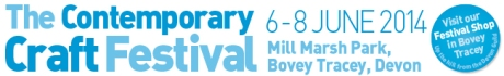 Contemporary Craft Festival logo