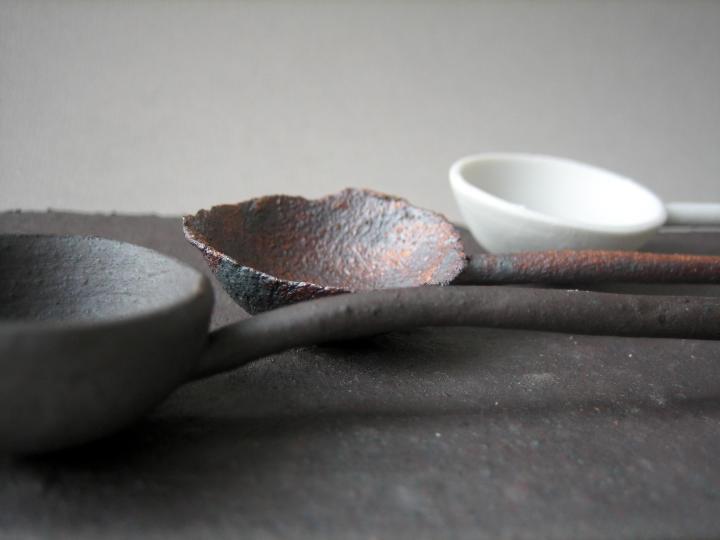 Elaine Bolt spoon group