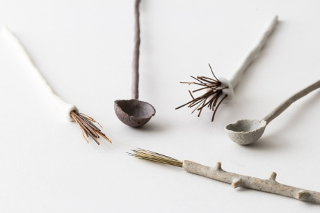 Elaine Bolt - curious utensils (image by Yeshen Venema Photography)