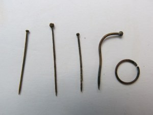 hand made pins