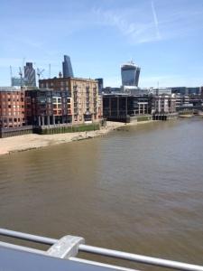 Thames River Bank