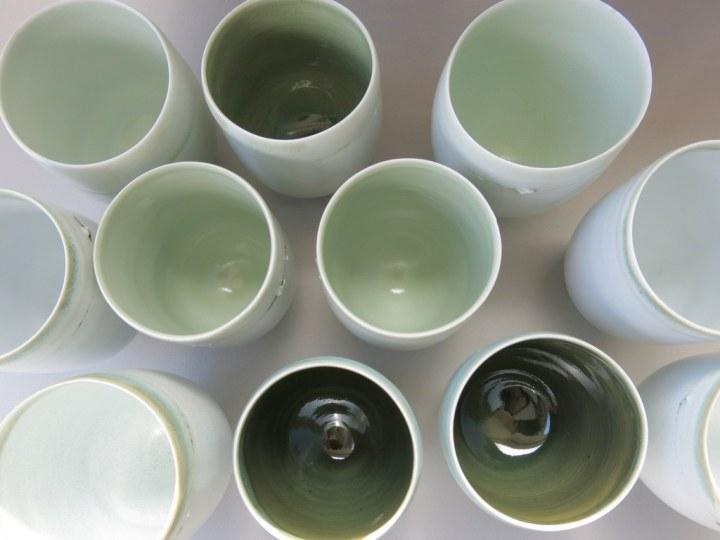 Elaine Bolt - teabowls