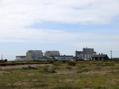 Dungeness, power station