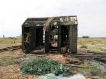 Dungeness, abandoned fisherman's hut