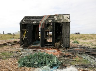 Dungeness, abandoned fisherman's hut