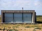 Dungeness, modern home