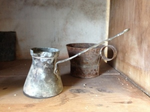 Bernard Leach's workshop and tools