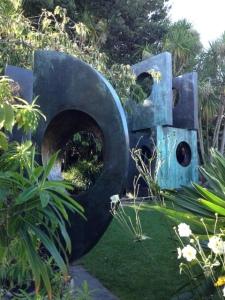 Barbara Hepworth's garden