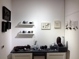 Elaine Bolt Ceramics - stand at Made Brighton 2014