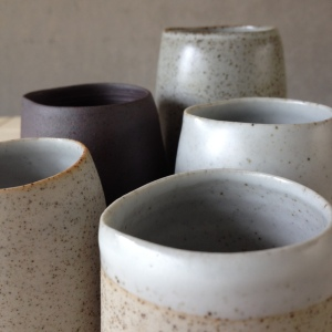 Elaine Bolt Ceramics - 'Little Brown Jugs'
