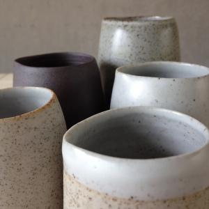 Elaine Bolt Ceramics - 'Little Brown Jugs'