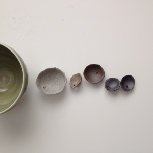 Elaine Bolt Ceramics Colour samples