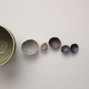 Elaine Bolt Ceramics Colour samples
