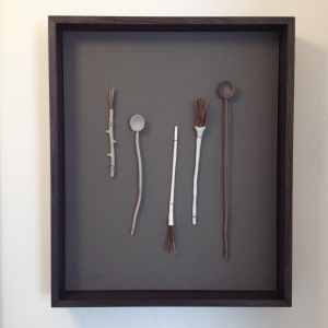 'Sussex Woodland Utensils' by Elaine Bolt