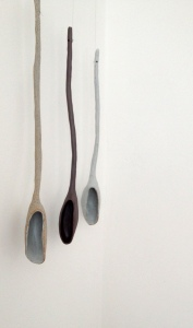 Elaine_Bolt_Ceramics 'Waney Spoons'