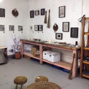 Atelier 51 open studio 2015