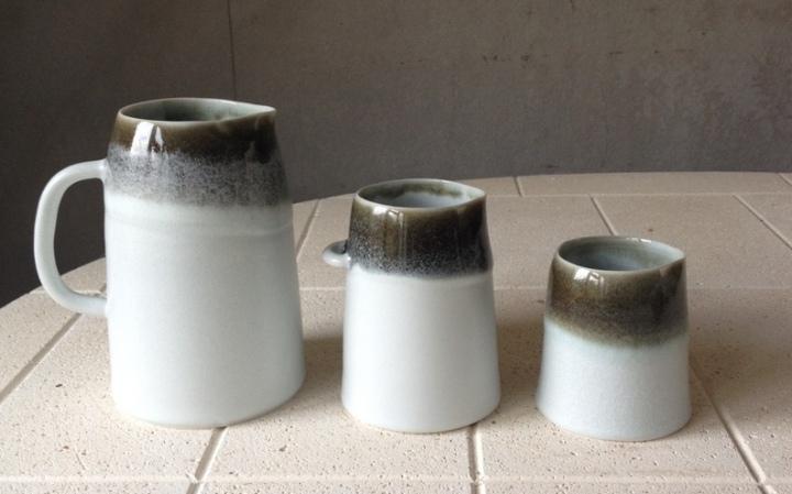 Little iron jugs, Elaine Bolt