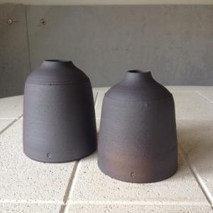 Terracotta blush bottle, Elaine Bolt