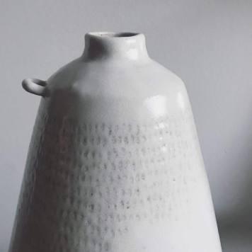 Elaine Bolt Ceramics - Spool vessels