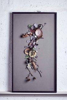 Woodland Cascade - Ceramics by Elaine Bolt