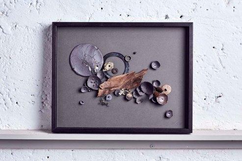 Autumn Cascade - Ceramics by Elaine Bolt